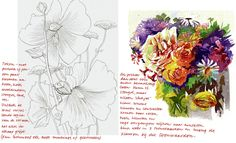Tekenles (7): Geen foto's aub - NRC Handelsblad van zaterdag 8 augustus 2015 Pastel Drawing, Drawing Tutorials, Drawings, Painting, Animals, Animales, Animaux, Painting Art, Sketch