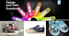 d7af5fe3df83ad Colorful Sneakers Design Your Own Sneakers