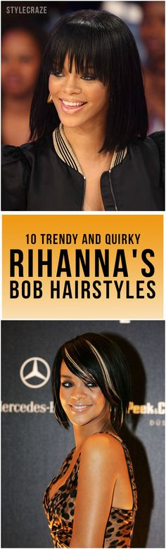 Never one to shy away from trendy and quirky hairstyles, Rihanna – a.k.a the master of reinvention – is our favorite hairstyle groundhog.