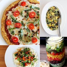 Healthy dinner recipes for 1 person popsugar fitness recipe for 1 Good Healthy Snacks, Healthy Pastas, Healthy Soup, Healthy Foods To Eat, Healthy Eating, Healthy Recipe Videos, Easy Dinner Recipes, Healthy Dinner Recipes, Party Recipes