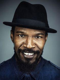 ♂ Man portrait actor photography by Michael Muller - Jamie Foxx