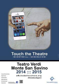Teatro Verdi di Monte San Savino - Stagione Teatrale 2014/15