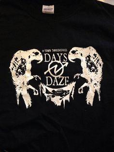 Days N' Daze: Birds Punk Shirt