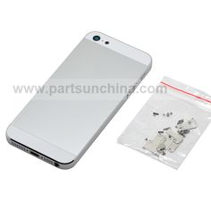 iPhone 5 Battery cover OEM white