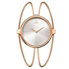 Calvin Klein Agile Women's Quartz Watch K2Z2M61W -