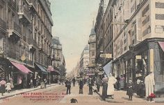 #photo Rue Oberkampf à la rue neuve-Popincourt vers 1900 #PEAV #Paris11 @Menilmuche @RostatAlberto @souvienstdparis