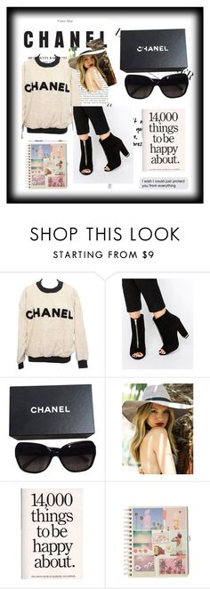 """Chanel  #  #"" by deyanafashion ❤ liked on Polyvore featuring Chanel"