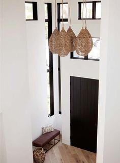 Modern beach style reinvented in a Manhattan Beach house