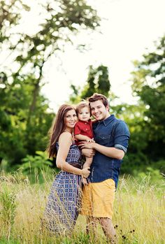 50 Brilliant Family Photo Ideas