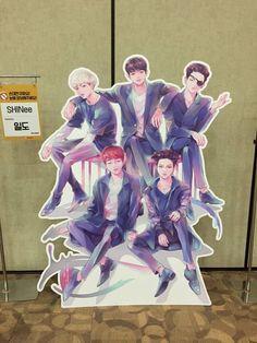 Epic SHINee Fan Art