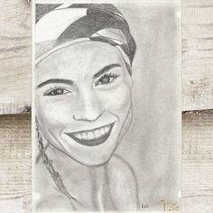 #art #drawing #drawings #drawingart #graphitedrawing ##graphiteart #pencil #instaarts #rajz #woman #face