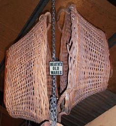 large cane wool basket www.heathsoldwares.com.au Heaths Old Wares, Collectables Antiques and Industrial Antiques. 19-21 Broadway, Burringbar NSW Open 7 days 9am - 5pm phone 0266771181 Baskets, Broadway, Tables, Industrial, Tote Bag, Wool, Antiques, Phone, Mesas