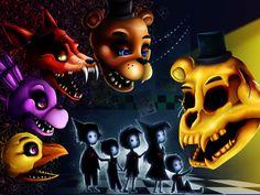 Five nights at freddy - Five Nights at Freddy's Photo (38653689 ...