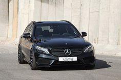 Mercedes-AMG C450 by Väth #mbhess #mbtuning #vaeth