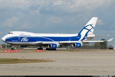 Boeing 747-428F/ER/SCD aircraft picture