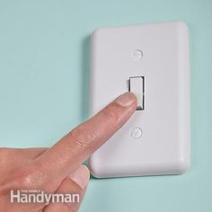 Instead of a home automation network, you can use a battery-powered switch to control an outlet.  - DIY Home Automation System Switch anything from anywhere http://www.familyhandyman.com/electrical/wiring/diy-home-automation-system/view-all