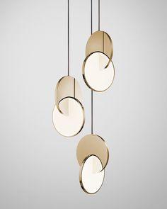Interior Lighting, Home Lighting, Chandelier Lighting, Modern Lighting, Lighting Design, Ceiling Lamp, Ceiling Lights, Home And Deco, Art Design