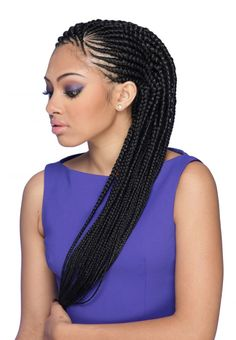 cornrows and box braids - Google Search