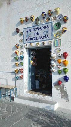 Rincones de #Andalucía: Frigiliana ( #Málaga) / Places of #Andalusia: Frigiliana (Málaga)