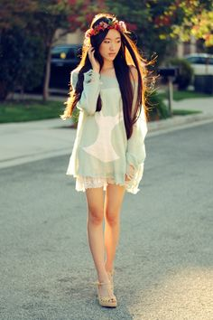 Oh, deer… This oversized sweater is too cute! Click on the picture to get it!