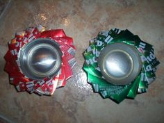 Ceniceros de latas de cerveza - artesanum com