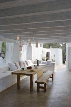 Casa Punta Rasa : Balcones y terrazas mediterráneos de Deu i Deu