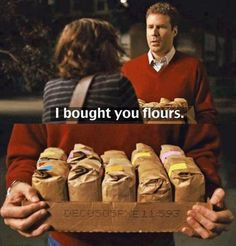 What every girl wants...Stranger than Fiction