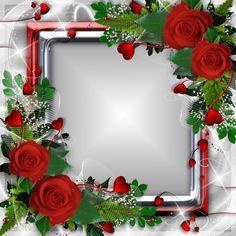 Create your own photo montage flower on Pixiz. Birthday Photo Frame, Birthday Frames, Rose Frame, Flower Frame, Picture Borders, Valentines Frames, Flower Art Images, Photo Frame Design, Family Photo Frames