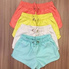 Cute Lazy Outfits, Short Outfits, Trendy Outfits, Teen Fashion Outfits, Girl Outfits, Jugend Mode Outfits, Chor, Teenager Outfits, Cute Shorts