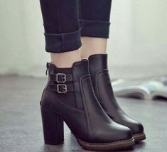 4142d0a6412 Hollywood filmy pump heel boots. Buy it from Club Factory. at login www.