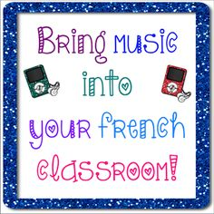 Fun and effective teaching resources for FSL, Core French, and French immersion teachers. French Teaching Resources, Teaching French, Teaching Ideas, Teaching Reading, Teaching Music, Spanish Activities, Teaching Tools, Primary Teaching, Vocabulary Activities