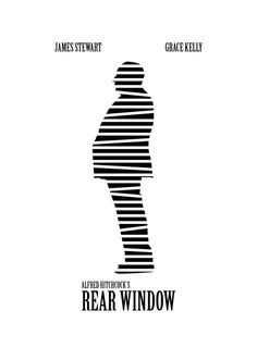 Rear Window by Linda Hordijk