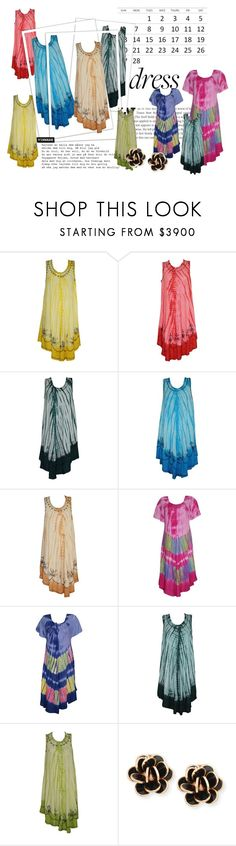 PONCHO DRESSES by lavanyas-trendzs on Polyvore featuring Chantecler   http://www.polyvore.com/cgi/set?id=217720873  #dress #women #fashion #girls #poncho #facny #summer #stylish #casual