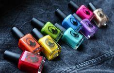 Enchanting Nail Polish That Adds A Pop Of Color to DisneyBounding Disney Inspired Nails, Nail Products, Disney Outfits, Disneybound, Nail Care, Color Pop, Cloths, Nail Polish, Color Schemes