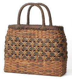 basket bag basketry pinterest bags and blog. Black Bedroom Furniture Sets. Home Design Ideas