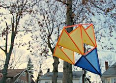 Let's Go Fly a DIY Kite!