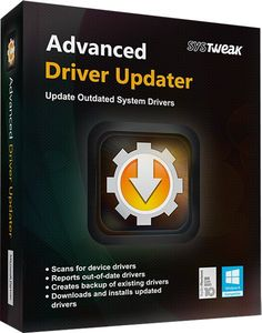 Advanced Driver Updater Crack [Activator Key] Download