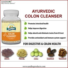 #SandhuProducts #Ayurvedic #Colon #Cleanser is a proprietary blend of fruit extracts (the three #Triphala fruits) and herbs (#Fennel and #Senna) that supports internal cleansing and contributes to Colon #health. #Ayurveda #Livermore www.sandhuproducts.com