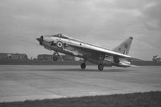 English Electric Lightning 1964