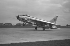 English Electric Lightning 1964