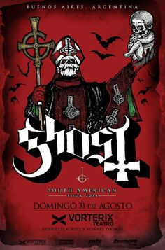 ghost bc poster