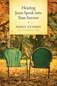 Hearing Jesus Speak into Your Sorrow — nancyguthrie.com