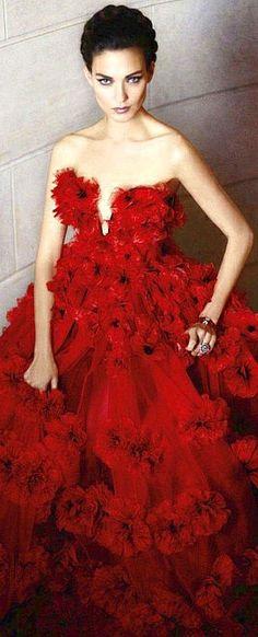 red- Karl Lagerfeld