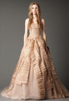1d729ad0dc20 18 Best Vera Wang - Dark Wedding Gowns images | Boyfriends, Black ...
