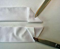...And Then We Set It On Fire: Shibori Folding - no 1