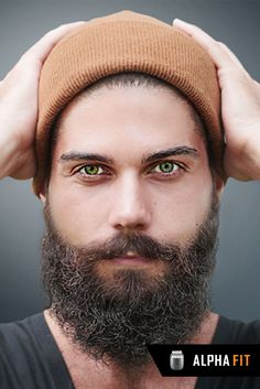 APPARENTLY, LUMBER PETE IS MORE THAN A PHASE. His beard … whether you love it or hate it, now you have to live with it. For a cleaner, softer beard, introduce him to the new Alpha Fit sonic cleanser, new from Clarisonic.