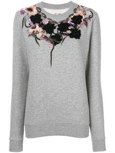 Antonio Marras laced sweatshirt