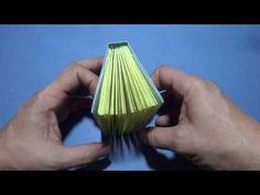 Encuadernación de libros de corte - YouTube