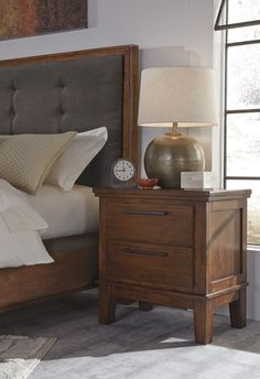 Modus Furniture Meadow Dresser Bed And Bedroom Sets For