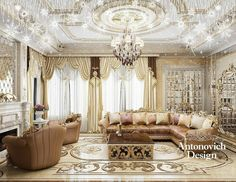 Luxury Rooms, Luxury Home Decor, Luxury Interior Design, Luxury Living, Living Room Designs, Living Room Decor, Classic Interior, Little Girl Rooms, Beautiful Interiors